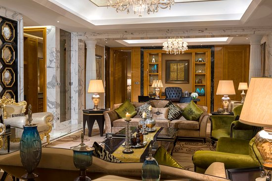 Tangshan, China: Presidential Suite