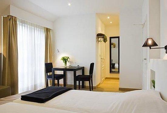 Sint-Martens-Latem, Belgia: Double Room