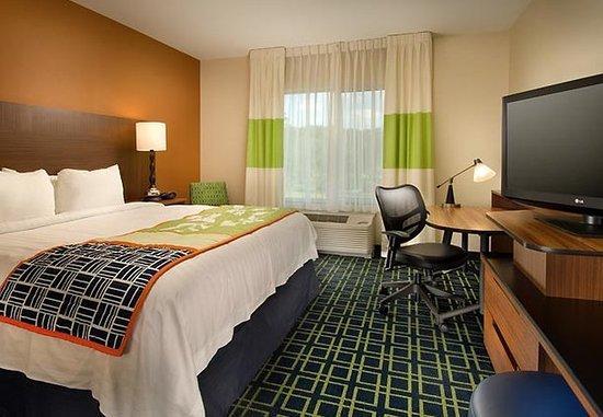 فيرفيلد إن آند سويتس إيربورت بالتيمور: King Guest Room