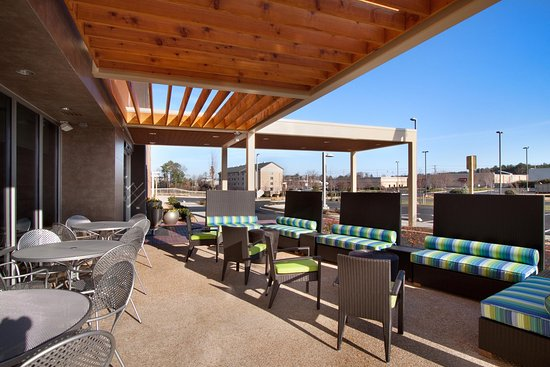 Lexington Park, MD: Outdoor Patio