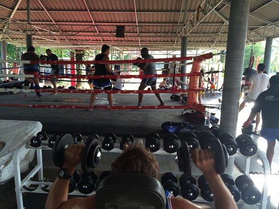 Sam Roi Yot, Ταϊλάνδη: Weights