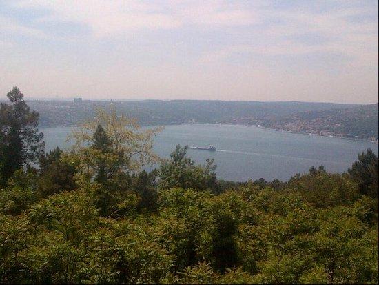 Beykoz, Turquía: Hazreti Yüşa Türbesi...