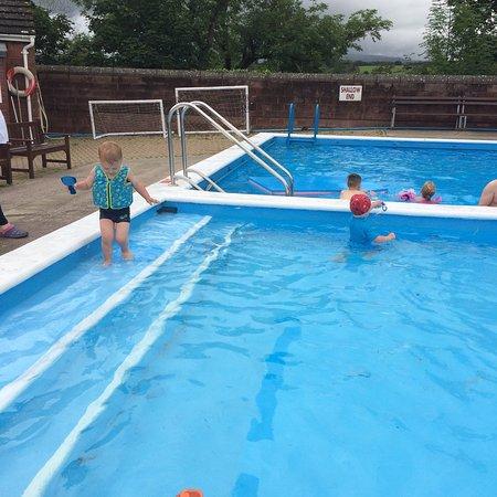 Lazonby swimming pool verenigd koninkrijk beoordelingen Lake district campsites with swimming pool