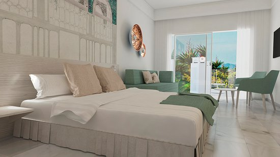 IBEROSTAR Marbella Coral Beach: Double room after renovation 2017
