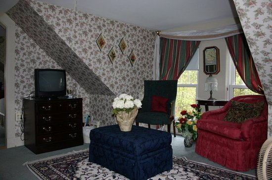 Naples, เมน: Guest Room