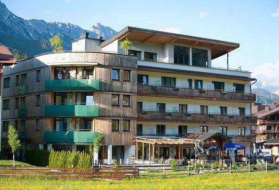 Leogang, Austria: Exterior
