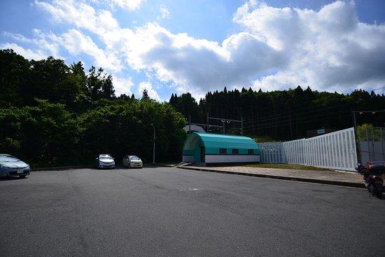 Imabetsu-machi, Japan: トイレは北海道新幹線仕様