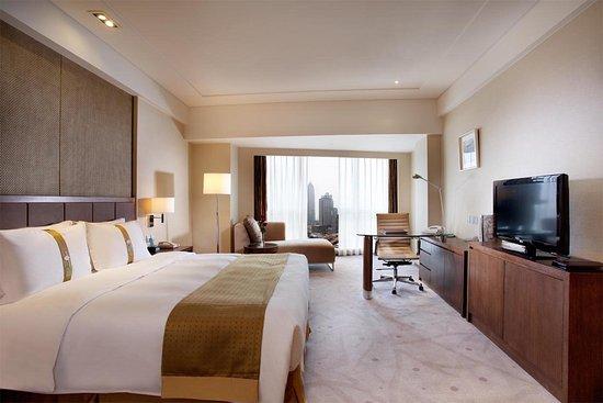 Shaoxing, จีน: Guest Room