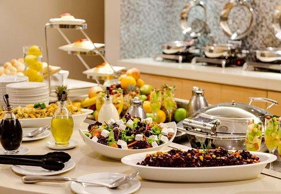 Roodepoort, Νότια Αφρική: Restaurant - Buffet