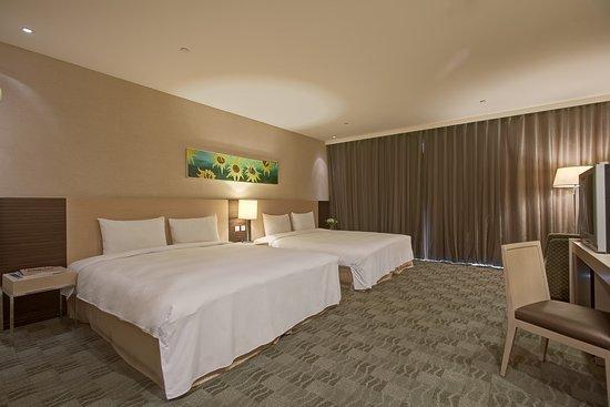 Lakeshore Hotel: 香榭房型