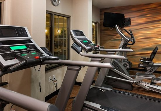 Woodway, TX : Fitness Center - Cardio Equipment