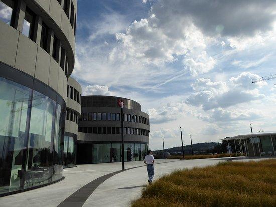 Wetzlar, Tyskland: Seitenansicht