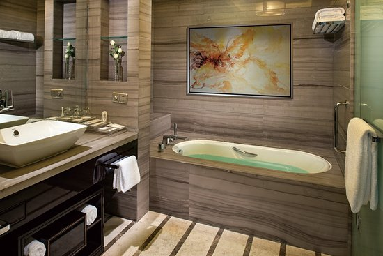 Hefei, Cina: Guest Bathroom