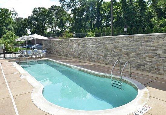 King of Prussia, Pensilvanya: Outdoor Pool