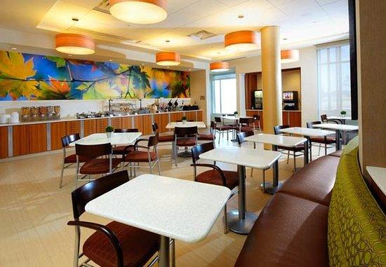 Latrobe, PA: Breakfast Area