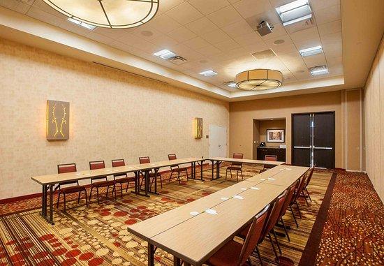 Mankato, Миннесота: Event Center - U-Shape Setup