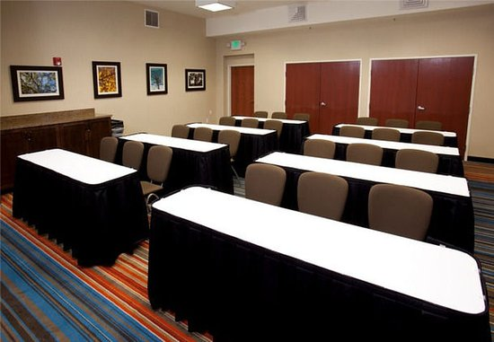 Fairfield Inn & Suites Grand Junction Downtown/Historic Main Street: Mesa Meeting Room