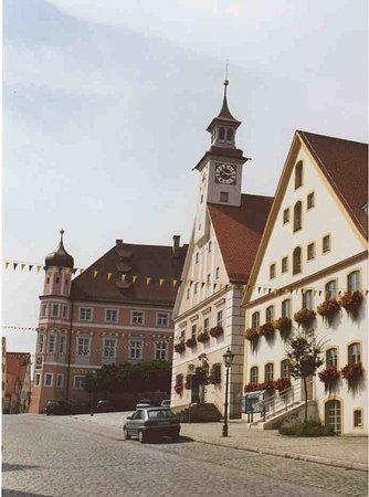 Greding, Alemania: Exterior