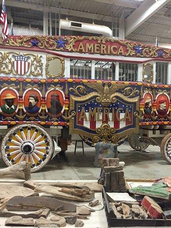 Baraboo, WI: Circus World Museum 2016