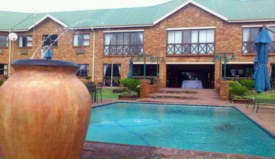 Potchefstroom, South Africa: Swimming Pool