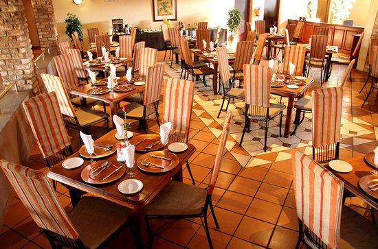 Potchefstroom, South Africa: Dining Room
