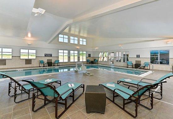 Coralville, IA: Indoor Pool