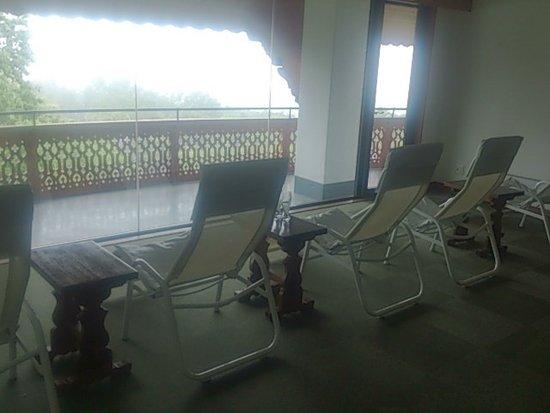 Hotel Grand Phenix Okushiga: 休憩室