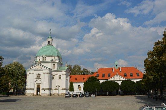 Kościół Rzymskokatolicki pw. św. Kazimierza