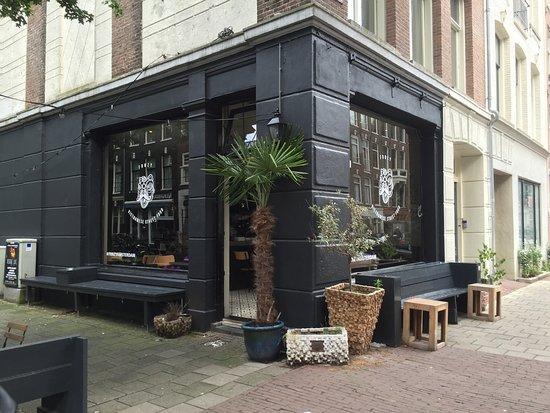 Photo of Asian Restaurant FRNZY Amsterdam at Eerste Jacob Van Campenstraat 27h, Amsterdam 1072BH, Netherlands