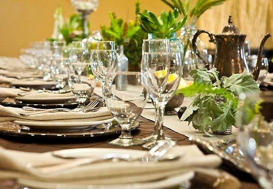 Голета, Калифорния: Banquet