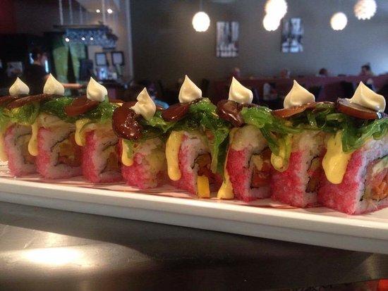 "Terrace, Canada: Chef's Special ""Red Samurai"""