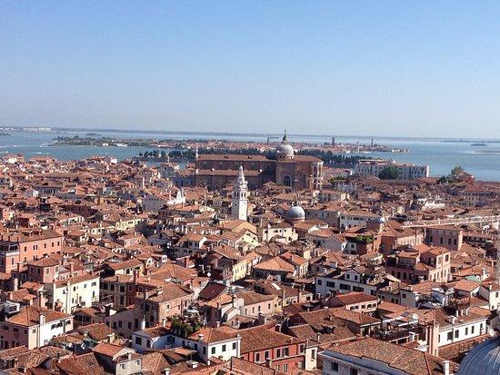 Campanile di San Marco: View from top