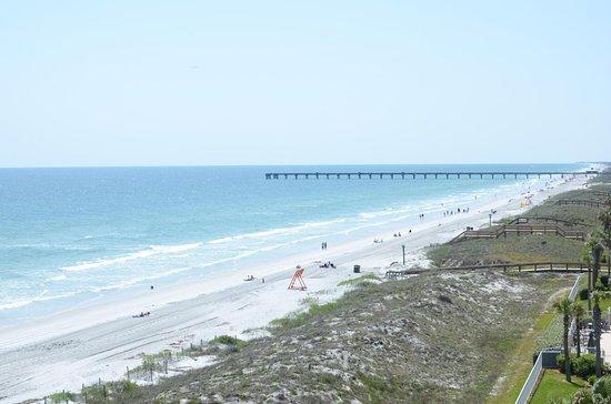 Jacksonville Beach, FL: Ocean View Room View