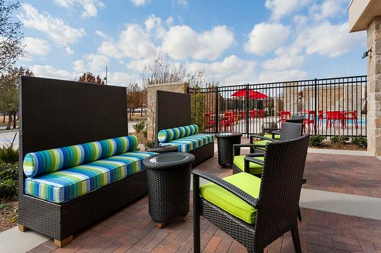 Frisco, TX: Patio