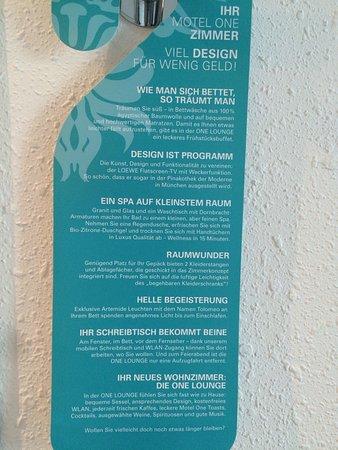 Motel One Wien Westbahnhof: photo2.jpg