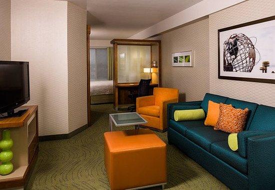 Corona, NY: One Bedroom Executive Suite