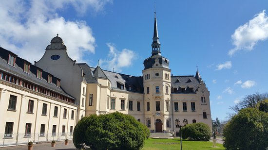 Ralswiek, Niemcy: Eingangsbereich