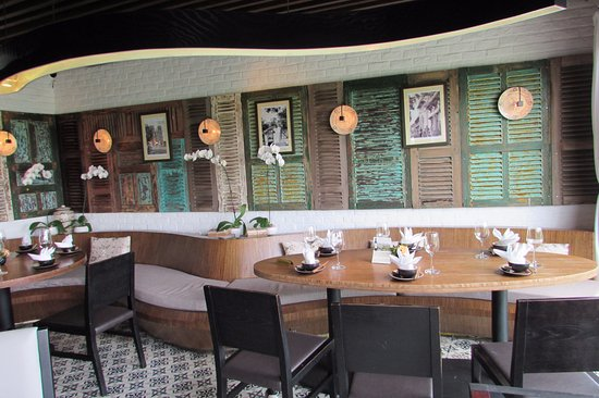 Picture of cau go vietnamese cuisine for Interior design in vietnam