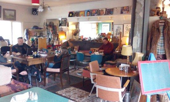 Methven, Nieuw-Zeeland: Cafe Primo e Secundo
