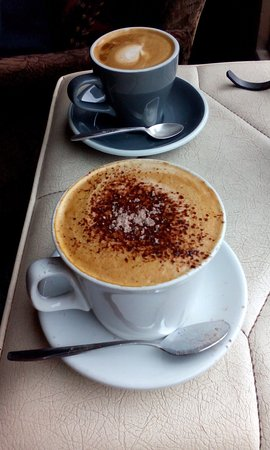 Methven, Nya Zeeland: Cafe Primo e Secundo