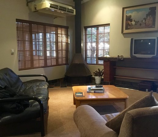 La Vue Guesthouse: Le salon