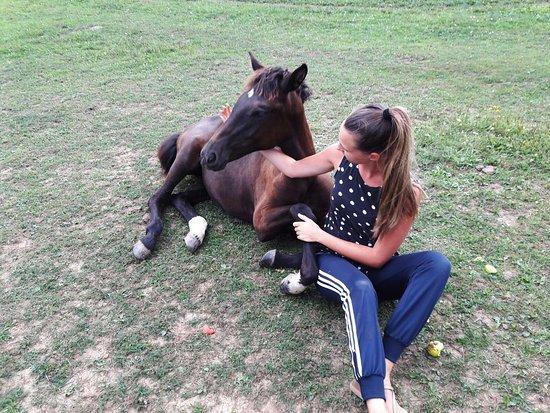 Rakovica, Croazia: Baby