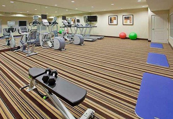Odessa, TX: Fitness Center
