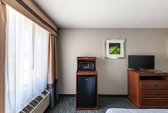 Μεσκίτ, Τέξας: Queen guest room