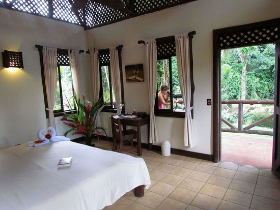 Boca Tapada, Costa Rica : King Room