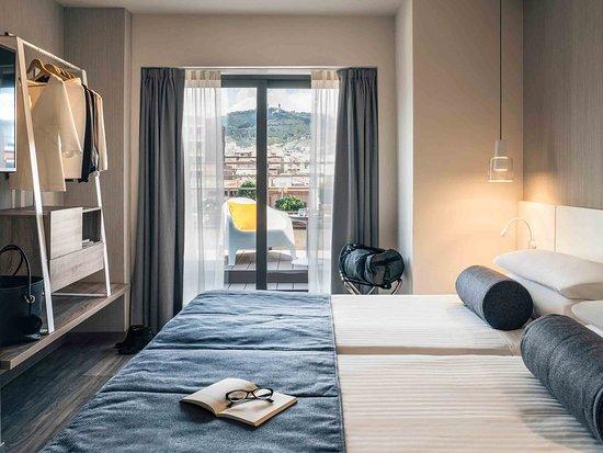 巴塞罗那亚伯达美居酒店照片