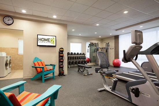 Rahway, NJ: Fitness Center