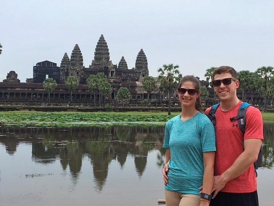 Angkor Wat Travel Tour