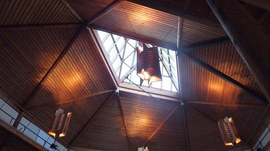 Minamimaki-mura, Japan: ホールの設計が素晴らしい