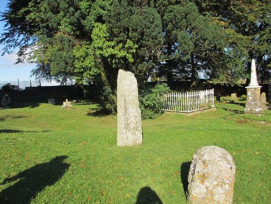 County Meath, Irlanda: кладбище в окрестностях